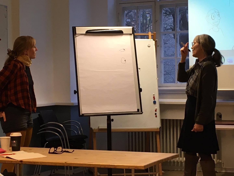 Workshop med Nikoline Werdelin - Danske Tegneserieskabere