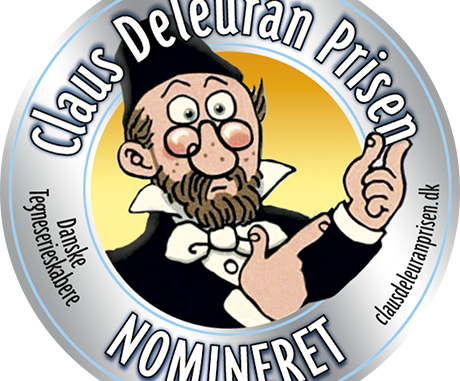 Claus Deleuran Prisen - de nominerede