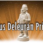 Claus Deleuran Prisen 2019