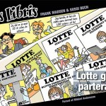 Eks Libris – Lotte går i parterapi