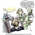 Fogh hos hjernekirurg