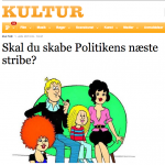 Politikens stribekonkurrence – status