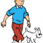 Tintin og mig … selv!