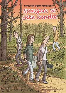 The-song-we-didnt-know-by-Christer-Boegh-Andersen-cover-graphic-novel-foreign-rights
