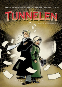 Tegneserietegner Lars Jakobsen