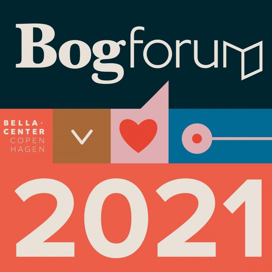 Claus Deleuran Prisen uddeles på Bogforum 2021