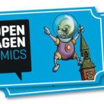 Mød os på Copenhagen Comics 2019