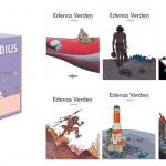 Anmeldelse: Edenas verden – Boxsæt med seks titler