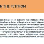 Skriv under mod gratis kopiering af læremidler