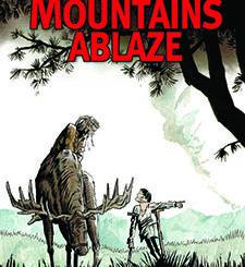 The Mountains Ablaze cover